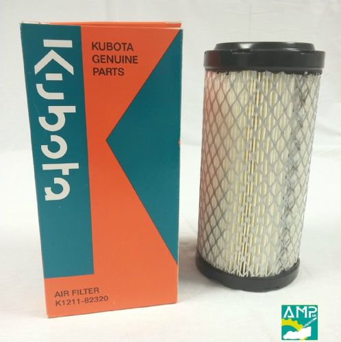 Kubota Air Filter Fits Most Models Replaces Part Number K121182320